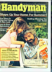The Family Handyman - April 1979 (Image1)