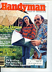 The Family Handyman - July/august 1979