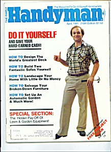 The Family Handyman- April 1981 (Image1)