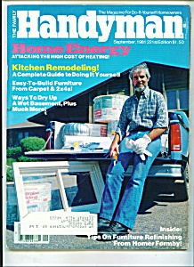 The Family Handyman - September 1981 (Image1)