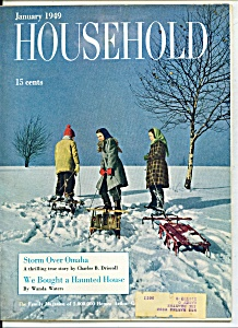 Household magazine- January 1949 (Image1)