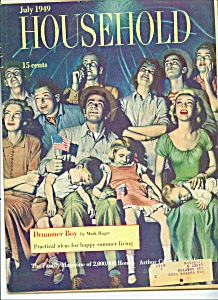 Household magazine -  July 1949 (Image1)