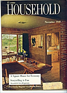 Household magazine - November 1949 (Image1)
