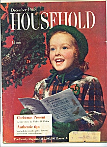Household magazine - December 1949 (Image1)