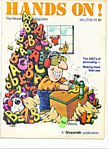 Hands On!    Jan. Feb. 1981 (Image1)