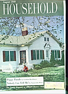 Household magazine -  August 1949 (Image1)