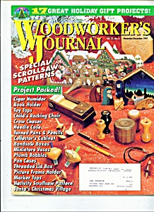 Woodworker's Journal - Nov., Dec. 1997 (Image1)