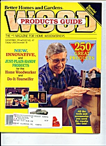 Wood products guide - November 1991 (Image1)