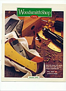 Woodsmithshop catalog - Winter 1994 (Image1)