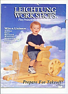 Lleichtung Work Shops Catalog 1997