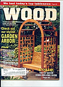 Wood Magazine -  August 1997 (Image1)