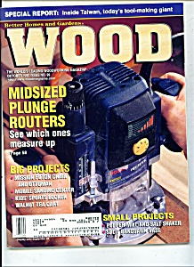 Wood magazine - October 1997 (Image1)