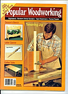 Popular Woodworking magzine - Sept. 1991 (Image1)