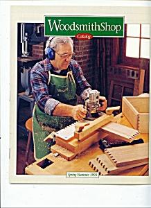 woodsmith shop catalog - 1993 (Image1)