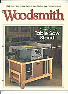 Woodsmith magazine - October 1996 (Image1)
