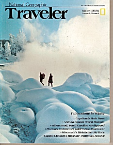 National Geographic Traveler - Winter 1985=86