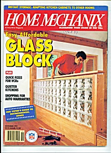 Home Mechanix - November 1992 (Image1)