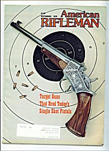 American Rifleman magazine - November 1979 (Image1)