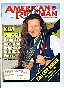 American Rifleman - March 1997 (Image1)
