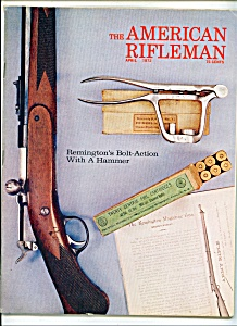 The American Rifleman -  April 1972 (Image1)