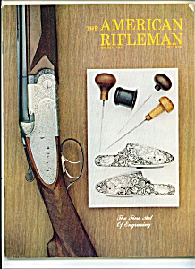 The american Rifleman -  August 1972 (Image1)