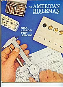 The American Rifleman - November 1972 (Image1)