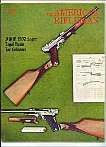 American Rifleman - December 1972 (Image1)