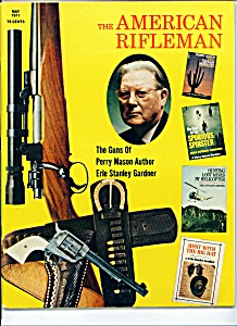 The American Rifleman - May 1971