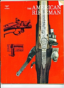 The American Rifleman - August 1971