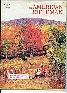 The American Rifleman September 1971 (Image1)