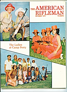 The American Rifleman- October 1971