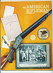 The American Rifleman - November 1971 (Image1)