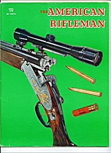 The American Rifleman - April 1970 (Image1)