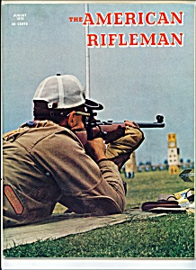 The American Rifleman - August 1970
