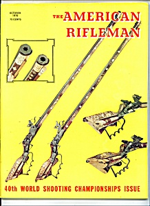 The American Rifleman - October 1970