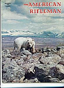 The American Rifleman - November 1970 (Image1)