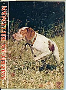 The American Rifleman =- September 1964 (Image1)