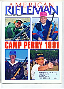 The American Rifleman - October 1991
