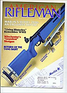 American Rifleman -  December 1991 (Image1)