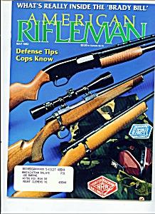 American Rifleman - May 1993 (Image1)