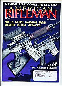American Rifleman -June 1993 (Image1)