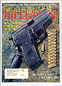 American Rifleman -  August 1993 (Image1)