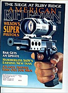 American Rifleman -  November 1993 (Image1)
