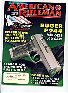 American Rifleman - January 1996 (Image1)