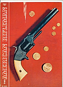 The American Rifleman -  March 1967 (Image1)