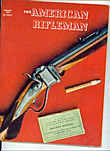 The American Rifleman - January 1968 (Image1)