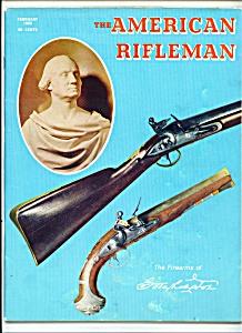 The American Rifleman - February 1968 (Image1)
