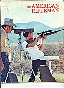 The American Rifleman - November 1974 (Image1)