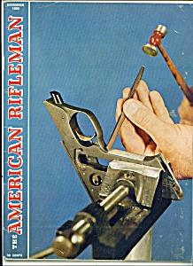 The American Rifleman - November 1966 (Image1)