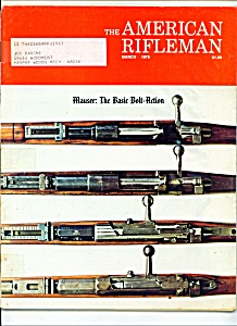 The American Rifleman - March 1975 (Image1)
